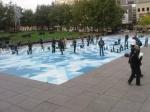 Life Size Chess near UQAM